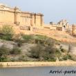 Amber Fort nei pressi di Jaipur, in rajasthan, India