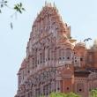 Hawa Mahal in Jaipur, India