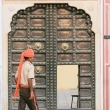 Ingresso al Royal Palace a Jaipur, in Rajasthan, India
