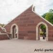 Jantar Mantar presso Jaipur, in Rajasthan, India