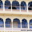 Royal Palace a Jaipur, in Rajasthan, India