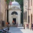 Esterno della tomba di Dante Alighieri, Ravenna