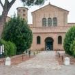 Ingresso della Basilica di Sant'Apollinare in Classe, Ravenna