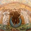 Mosaico del presbiterio presso la Basilica di San Vitale, Ravenna
