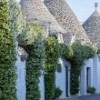 Serie di trulli ad Alberobello, Puglia