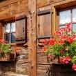 Baita a Crampiolo presso l'Alpe Devero, Piemonte