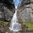 Cascata per arrivare all'Alpe Devero, Piemonte
