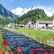 Torrente Devero, Piemonte