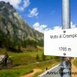 Indicazione all'Alpe Devero, Piemonte