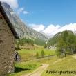 Sentiero all'Alpe Devero, Piemonte