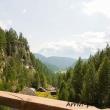 Vista della valle dal Lago di Devero, Piemonte