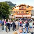 Evento festivo ad Arabba, Veneto