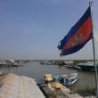 Imbarcazioni sul Tonle Sap, Cambogia