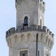 Torre del Castello di Hluboká nad Vltavou, Repubblica Ceca