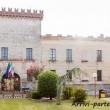 Esterno  del Tenimento Al Castello di Sillavengo, Novara