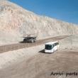 Caterpillar 797B presso la Miniera di rame di Chuquicamata, Cile
