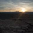 Valle della Valle della Luna al tramonto, Cile
