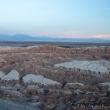 Valle della Luna al tramonto, Cile