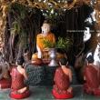 Interno di un tempio, Bago