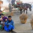 Abitanti, Myanmar