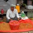 Venditore di peperoncino, Inle lake