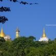 Sagaing hill, Myanmar