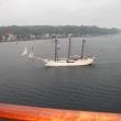 Sulla Nave, dall'Olanda alla Svezia