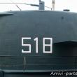 All'esterno del sottomarino Nazario Sauro presso il Museo del Mare Galata, Genova