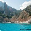 Cala Goloritzè nel Golfo di Orosei, Sardegna