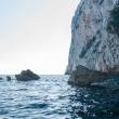 Sagoma di un dromedario nel Golfo di Orosei, Sardegna