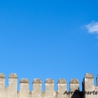 Torre Quebrada di Granada in Andalusia, Spagna