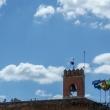 Torre de la Vela di Granada in Andalusia, Spagna