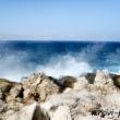 Lungo la costa di Kos, Grecia