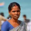 Venditrice di pesce, Dhanushkodi
