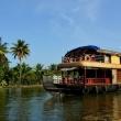 Casa galleggiante, Kerala backwaters