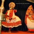 Personaggi danza Kathakali, Kerala Kumily