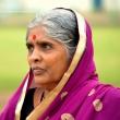 Indiana anziana, Mamallapuram