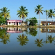 Villaggio, Kerala backwaters