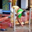 Disegni di buon auspicio, Mamallapuram