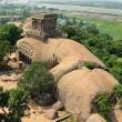 Mahishamardini mandapa Olakhannesvara temple, Mamallapuram