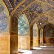 Ingresso di Moschea a Isfahan, Iran