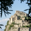 Castello Aragonese dalla strada dell'albergo