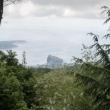 Scendendo dal Monte Epomeo