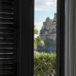 Castello Aragonese dalla finestra della camera