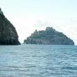 Verso Ischia Ponte - il Castello Aragonese
