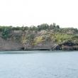 Avvicinamento ad Ischia dal traghetto