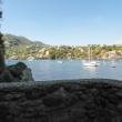 Il molo di Ischia ponte dal Castello Aragonese