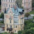 Antico edificio di Karlovy Vary, Repubblica Ceca