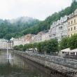 Fiume Radbuza a Karlovy Vary, Repubblica Ceca