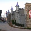 Parco giochi, cascate del Niagara